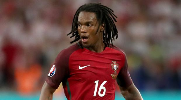 Renato Sanches is not guaranteed game time at Swansea after his shock move from Bayern