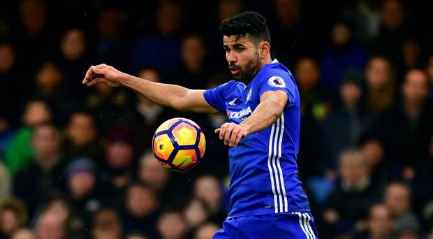 Chelsea's Diego Costa has been linked with a move to Turkey