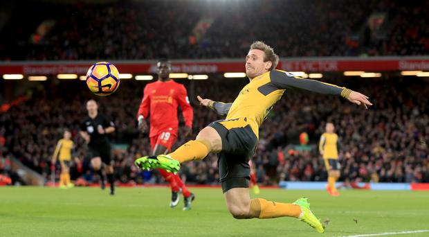 Arsenal's Nacho Monreal knows the club must improve if they are to challenge for the Premier League title.