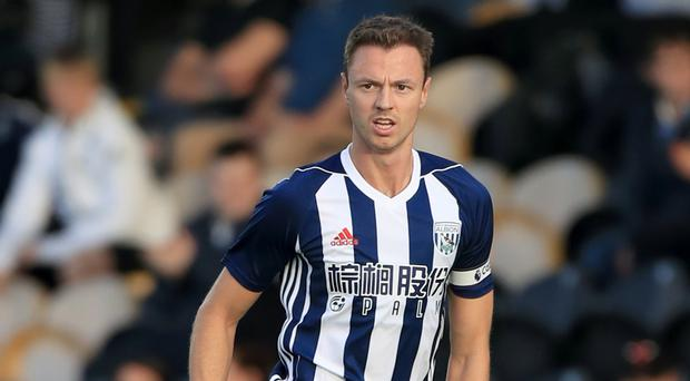 Arsenal and Manchester City Links Didn't Unsettle Jonny Evans - Tony Pulis