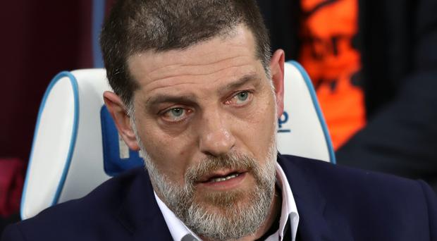 West Ham boss Slaven Bilic is fully focused on Monday's match against Huddersfield