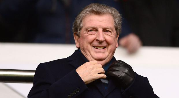 Roy Hodgson is expected to become the new manager of Crystal Palace