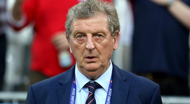 Roy Hodgson is being linked with the manager's job at Crystal Palace