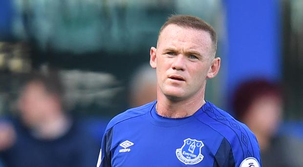 Wayne Rooney is set to play at Old Trafford on Sunday for the first time since moving to Everton in the summer