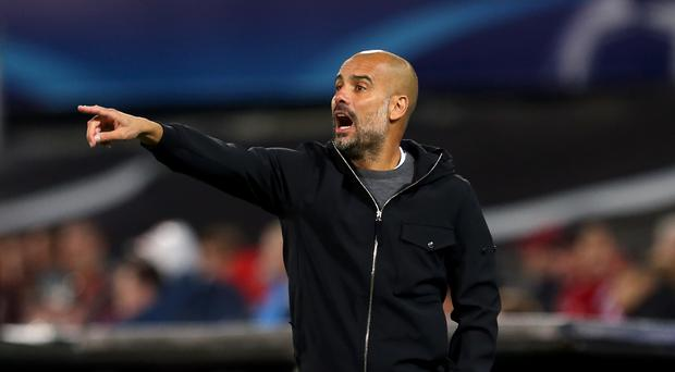 Manchester City manager Pep Guardiola has urged his side to believe they can win the big games