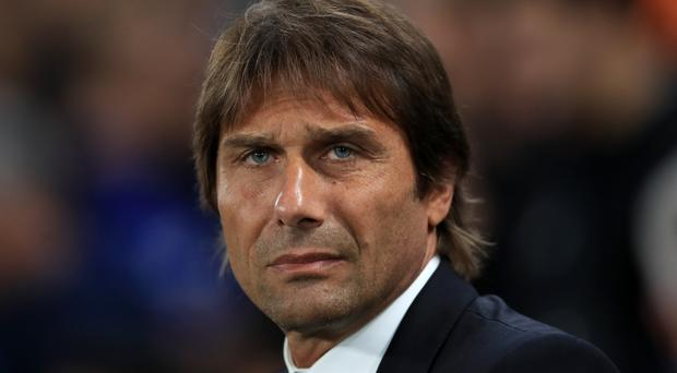 Antonio Conte's side face Arsenal on Sunday