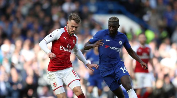 Tactical masterclass from Conte helps 10-man Chelsea shut out Arsenal