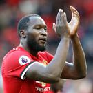 Romelu Lukaku made one and scored one against his former club