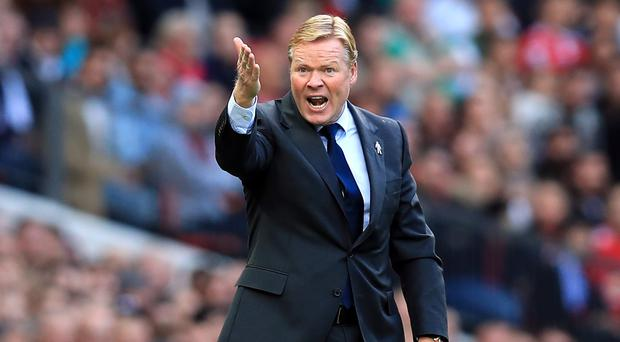 Ronald Koeman's Everton have had a wretched week