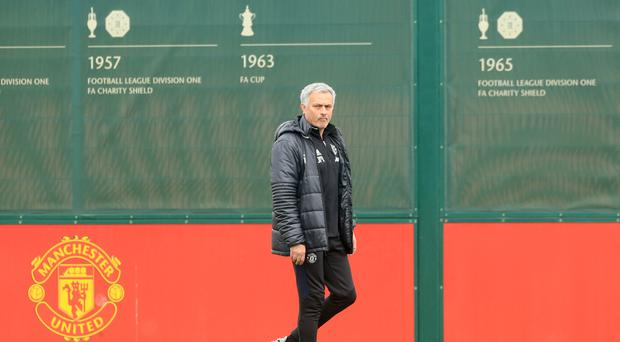 Manchester United have invited as many as 15 youth players to their Carrington training base for tials.