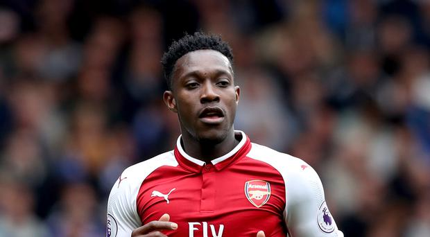 Arsenal's Danny Welbeck faces four weeks out with a groin problem