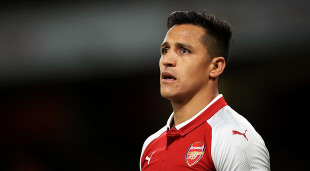 Alexis Sanchez played all 90 minutes in Arsenal's Carabao Cup win over Doncaster