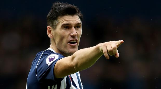 West Brom's Gareth Barry made his top flight debut for Aston Villa in May 1998.