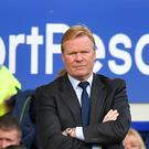 Ronald Koeman's Everton face Bournemouth on Saturday