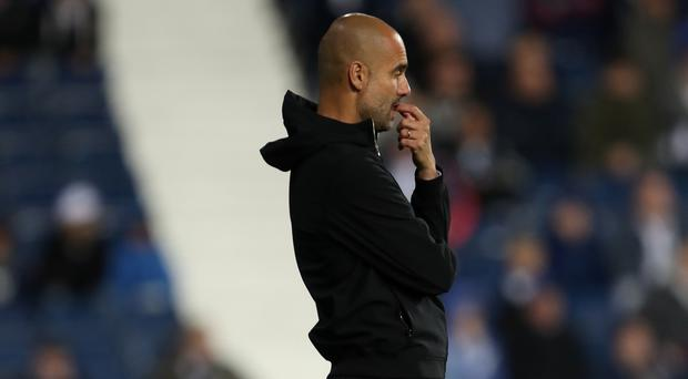 Manchester City manager Pep Guardiola has no intention to still be coaching in his 70s