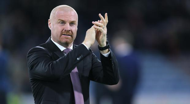 Burnley manager Sean Dyche is looking forward to seeing his former player Jonathan Hogg