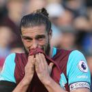Andy Carroll has been plagued by injuries since joining West Ham