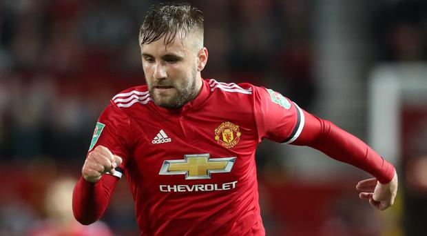 Image result for LUKE SHAW v bournemouth