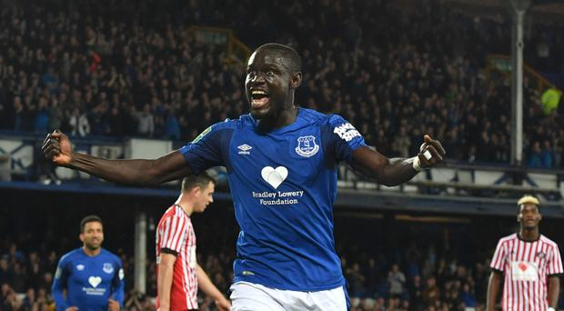 Former outcast Oumar Niasse was Everton's hero against Bournemouth.