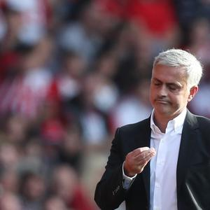 Manchester United manager Jose Mourinho saw his team keep a clean sheet at Southampton