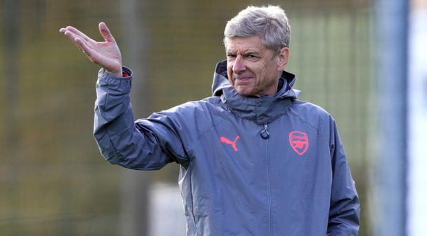 Arsene Wenger's Arsenal face a busy week of football.