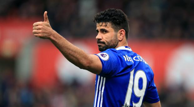 Diego Costa without attitude - Alvaro Morata era dawns at Chelsea