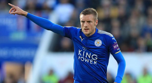 Jamie Vardy (pictured) is ready to take Leicester's next penalty