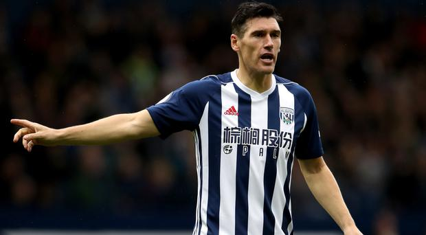 Gareth Barry will make a record-breaking appearance at Arsenal