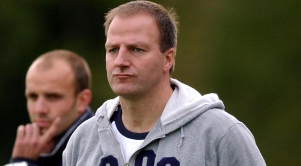 Ged Roddy is leaving the Premier League where he was director of football development.