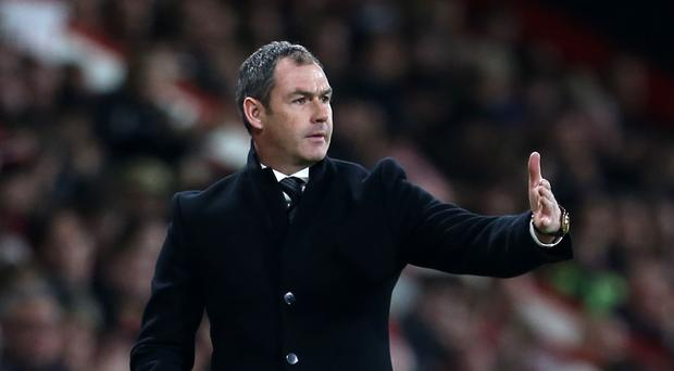 Paul Clement, pictured, labels early-season criticism of West Ham boss Slaven Bilic as 'unfair'