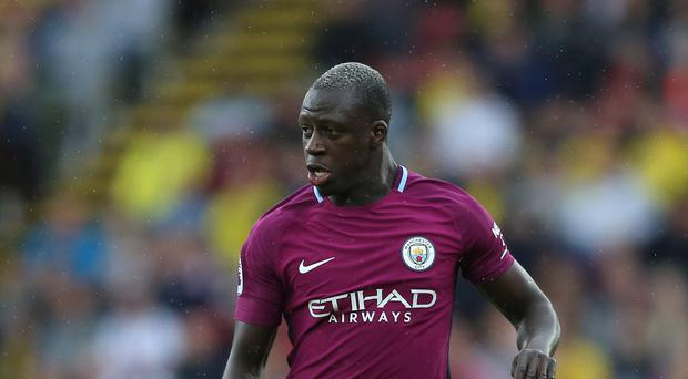 Manchester City defender Benjamin Mendy has ruptured the cruciate ligament in his right knee