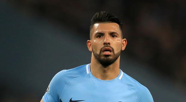 Manchester City's Sergio Aguero has reportedly been injured in a car crash