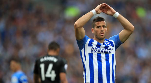Tomer Hemed has been hit with a three-match ban