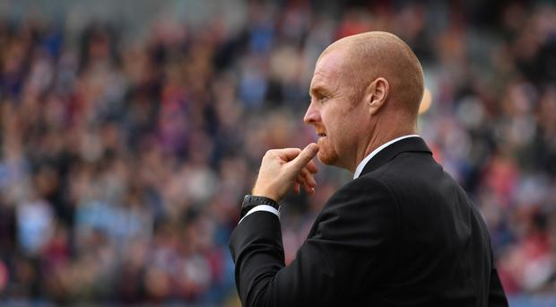 Sean Dyche is an admirer of Everton's squad despite their difficult start to the season