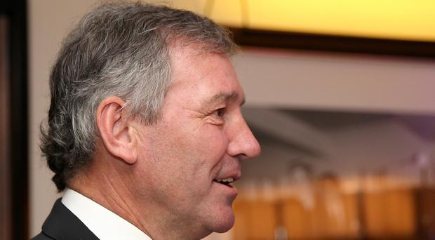 Bryan Robson is enjoying watching his old club Manchester United
