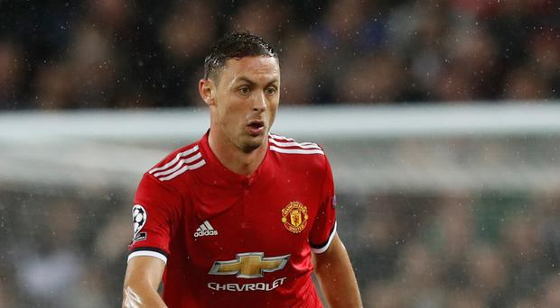 Nemanja Matic has helped Manchester United make a successful start to the season