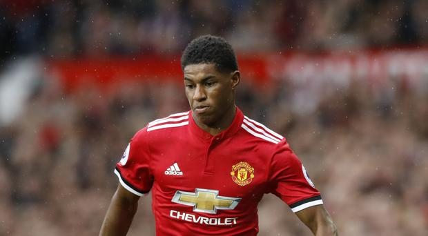 Marcus Rashford has made an impressive start to the season for Manchester United