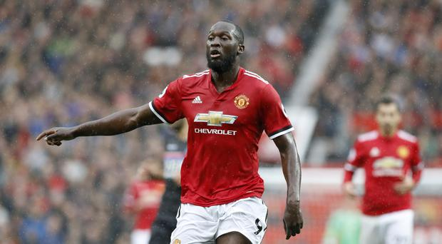 Manchester United's Romelu Lukaku has been cleared of serious injury after a scan on his ankle