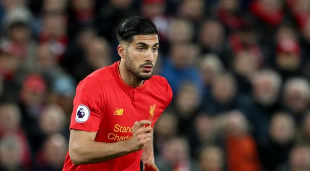 Liverpool midfielder Emre Can said he is honoured to have attracted interest from Juventus