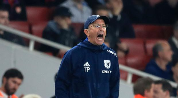West Brom manager Tony Pulis is an early favourite to replace Wales boss Chris Coleman