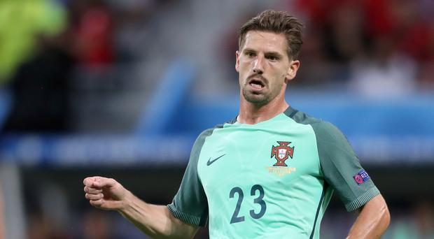 Adrien Silva has begun training with Leicester