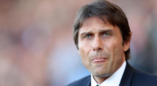 Antonio Conte's family have moved to Cobham to be with the Chelsea boss