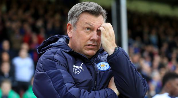 Leicester manager Craig Shakespeare believes his team can do better