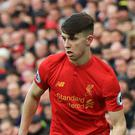Ben Woodburn made eight first-team appearances for Liverpool last season