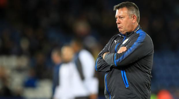 Craig Shakespeare's Leicester battled back to earn a point