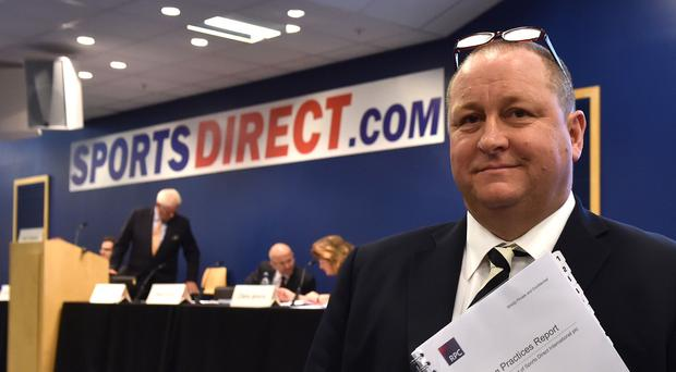 Owner Mike Ashley has presided over an eventful decade at Newcastle