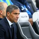 Brighton boss Chris Hughton is looking to add to West Ham's problems