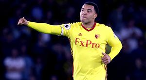 Watford captain Troy Deeney hit out at Arsenal following his side's dramatic Premier League victory last weekend