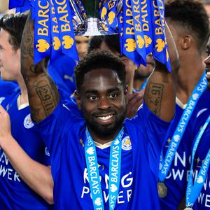 Swansea's Nathan Dyer became a Premier League title winner during a loan spell at Leicester.