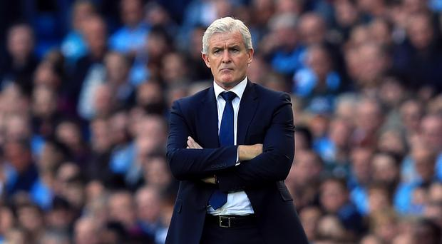 Mark Hughes is the Premier League's fourth longest-serving manager
